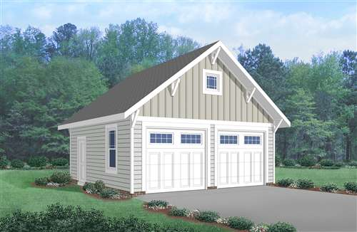 regal 576 craftsman carriage house style detached garage. Black Bedroom Furniture Sets. Home Design Ideas