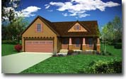 New House Plan - The Keifer