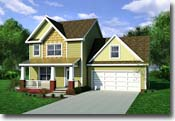 New House Plan - The Keegan