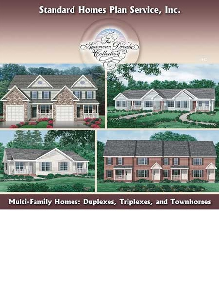 Plan Book Multi Family Homes
